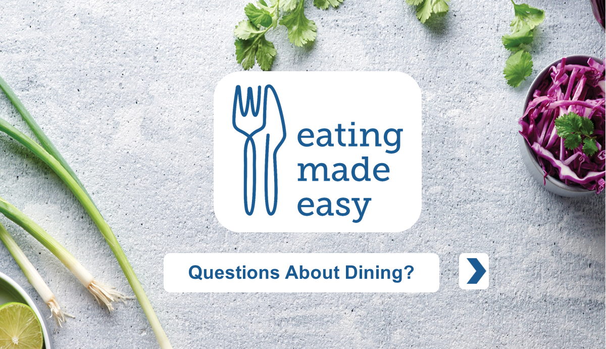 Eating Made Easy